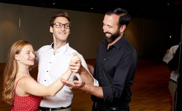 bersicht der verschiedenen Tanzkurse der Tanzschule