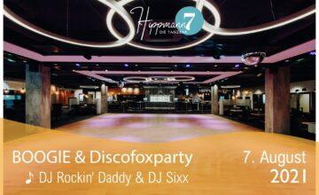 Boogie & Discofox-Party