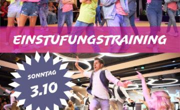 Einladung zum Tanzwerk Casting